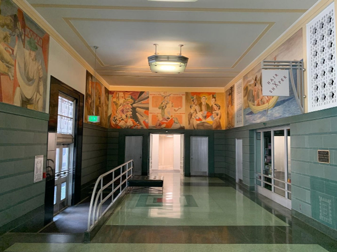 The Art Of Controversy: The San Francisco Rincon Post Office Murals That Congress Tried To Shutdown